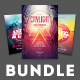 Party Flyer Bundle Vol.22 - GraphicRiver Item for Sale