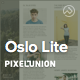 Oslo Lite - ThemeForest Item for Sale