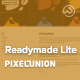 Readymade Lite - ThemeForest Item for Sale