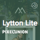 Lytton Lite - ThemeForest Item for Sale