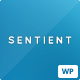 Sentient - Responsive Multi-Purpose Theme