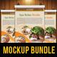 14 Flyer Mockup Templates Bundle - GraphicRiver Item for Sale