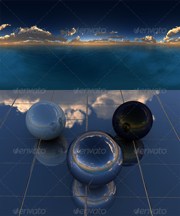 3DOcean Sea 125 8021594
