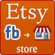 Facebook Etsy Store Application