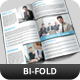 Corporate Bi-Fold Brochure Vol 18 - GraphicRiver Item for Sale