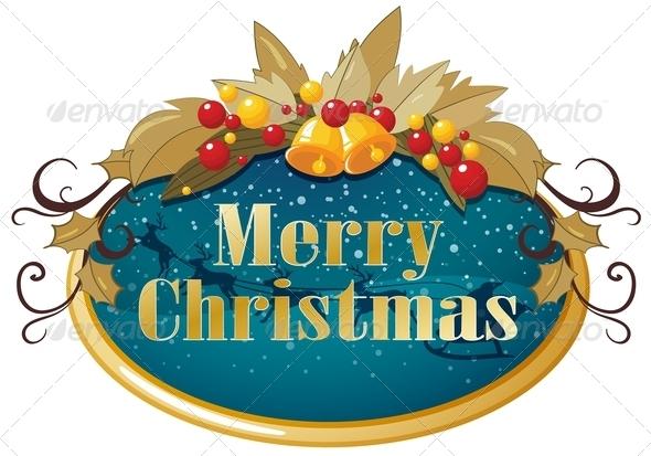 GraphicRiver A Unique Christmas Card Template 8021947