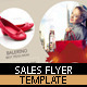 Sales Flyer - GraphicRiver Item for Sale