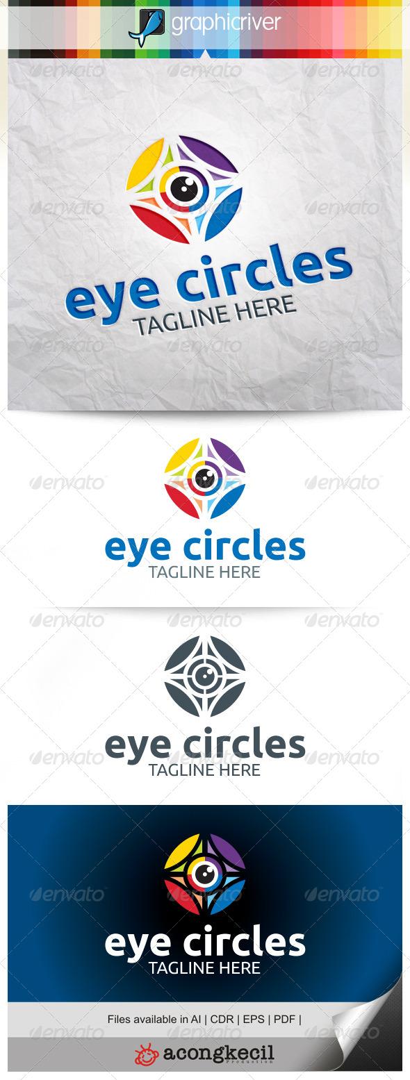 GraphicRiver Eye Circles V.3 8022295