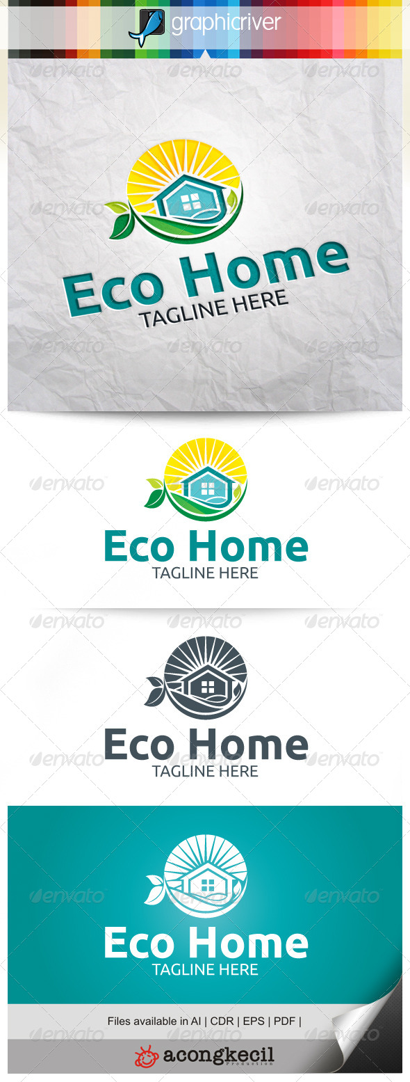 GraphicRiver Eco Home V.4 8022696