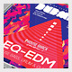 EQ EDM CD Artwork - GraphicRiver Item for Sale