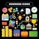 Business Symbols - GraphicRiver Item for Sale