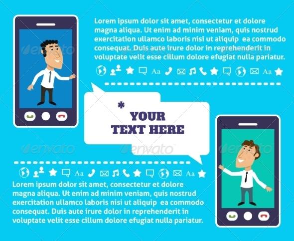 GraphicRiver Communication Presentation 8023054