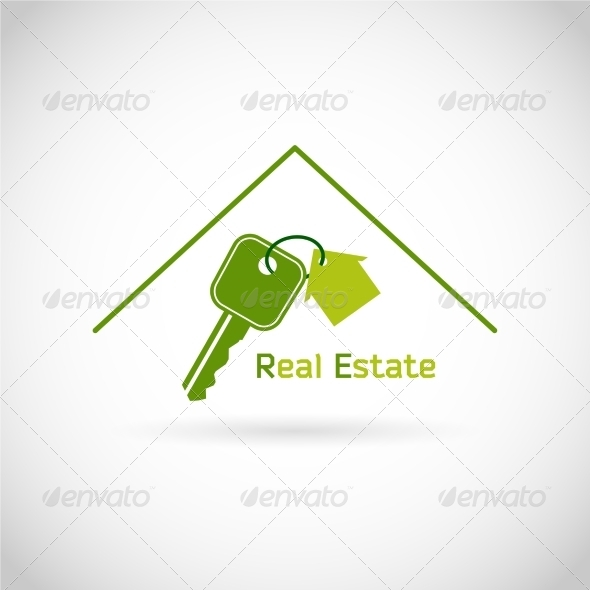 GraphicRiver Real Estate Symbol 8023468