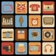 Vintage Gadget Icons - GraphicRiver Item for Sale