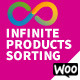 WooCommerce Infinite Products Sorting - CodeCanyon Item for Sale