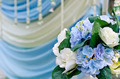 Beautiful flowers arrangement for wedding ceremony - PhotoDune Item for Sale