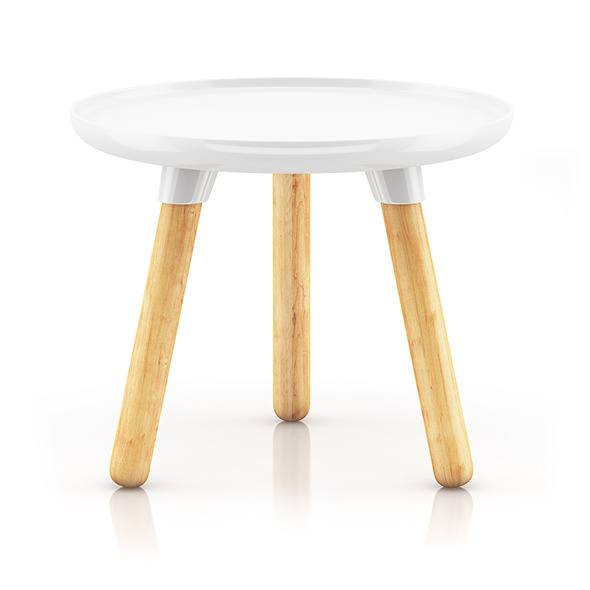 3DOcean Small Round Coffeetable 8023995