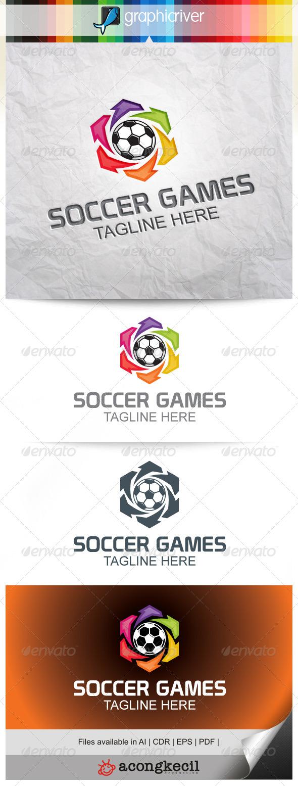 GraphicRiver Soccer Games V.3 8025239