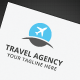 Travel Agency Logo - GraphicRiver Item for Sale