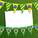 Brazil Decoration - GraphicRiver Item for Sale