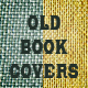 Vintage Linen Fabric - 2 Old Book Covers - GraphicRiver Item for Sale