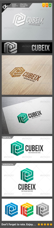 GraphicRiver Cubeix 8026039