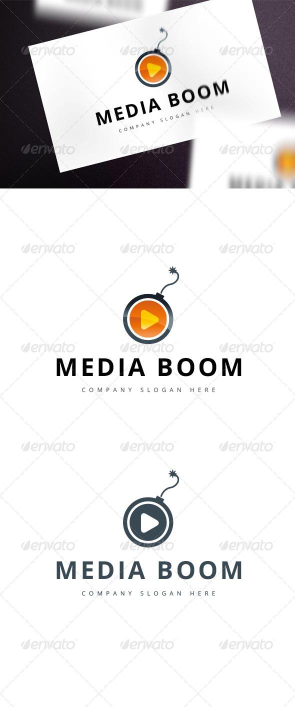 GraphicRiver Media Boom 8013649