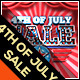 Fourth of July Web Promotion Bundle - GraphicRiver Item for Sale