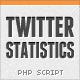 Twitter Statistics Suite