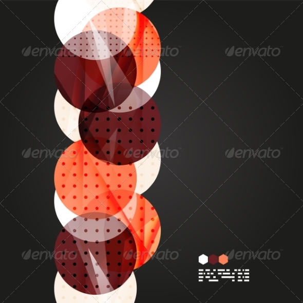 GraphicRiver Light Geometric Composition 8028399
