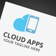 Cloud Apps Logo - GraphicRiver Item for Sale