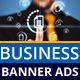 Business Banner Ads - GraphicRiver Item for Sale
