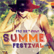 Summer Festival vol.2 - GraphicRiver Item for Sale
