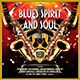 Blues and Soul CD Artwork Template - GraphicRiver Item for Sale