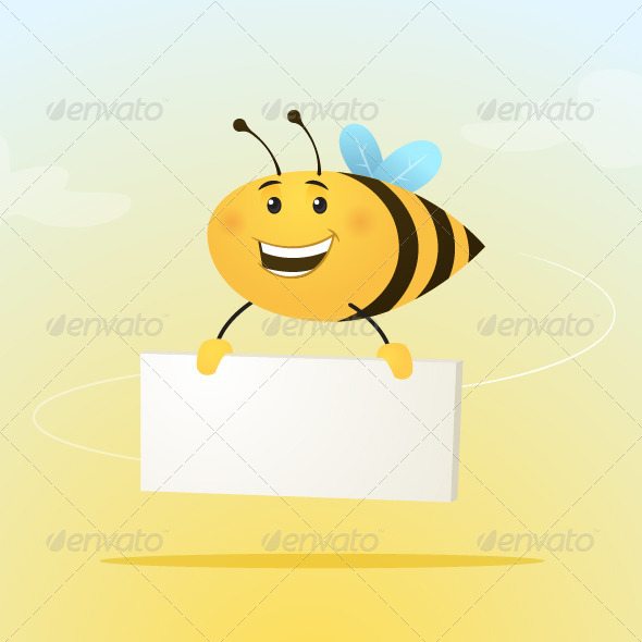 GraphicRiver Bee 8029015