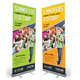Kids Summer Camp Banner Template - GraphicRiver Item for Sale
