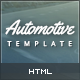 Automotive Car Dealership & Business HTML Template - ThemeForest Item for Sale