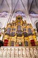 Organ.inside the cathedral of toledo, stained glass,chapel, impe - PhotoDune Item for Sale