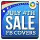 Independence Day Facebook Cover Page - GraphicRiver Item for Sale