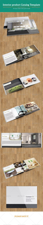GraphicRiver Interior Catalog-V23 8032908