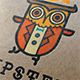 Hipster Owl Logo - GraphicRiver Item for Sale