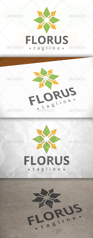 GraphicRiver Florus Logo 8035775