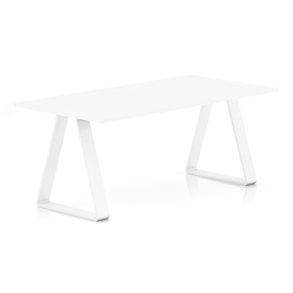 3DOcean White Wooden Table 8036458