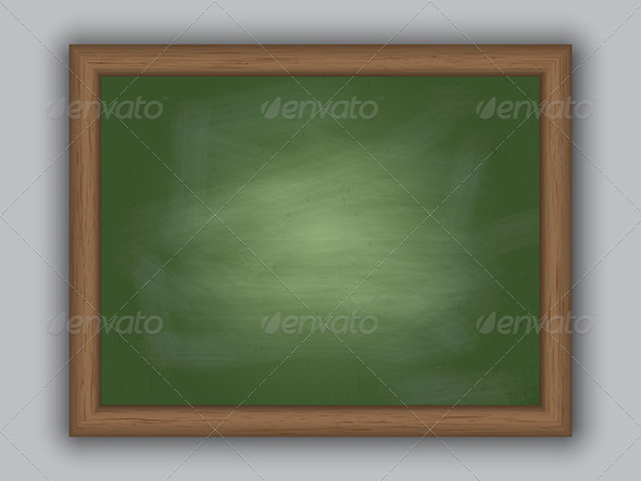 GraphicRiver Chalkboard Background 8036579