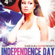 Independence Day Party Flyer - GraphicRiver Item for Sale