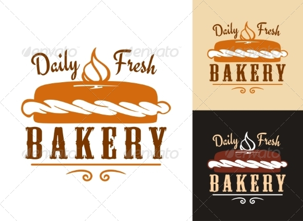 GraphicRiver Bakery Design 8038092