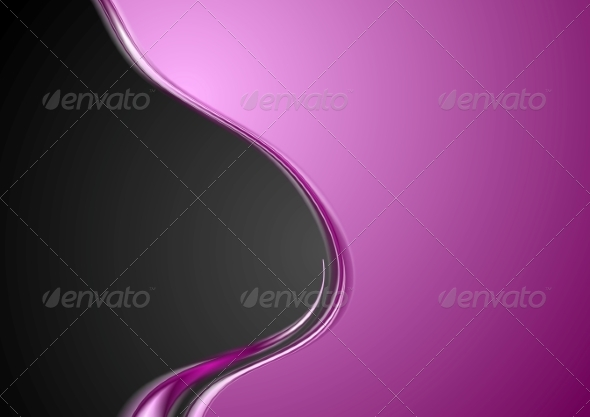 GraphicRiver Abstract Wavy Background 8038305