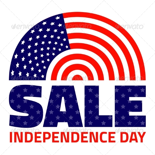 GraphicRiver American Independence Day Sale 8038446