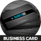 Aventado Creative Business Card - GraphicRiver Item for Sale