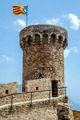 Tower Tossa de Mar, Spain - PhotoDune Item for Sale